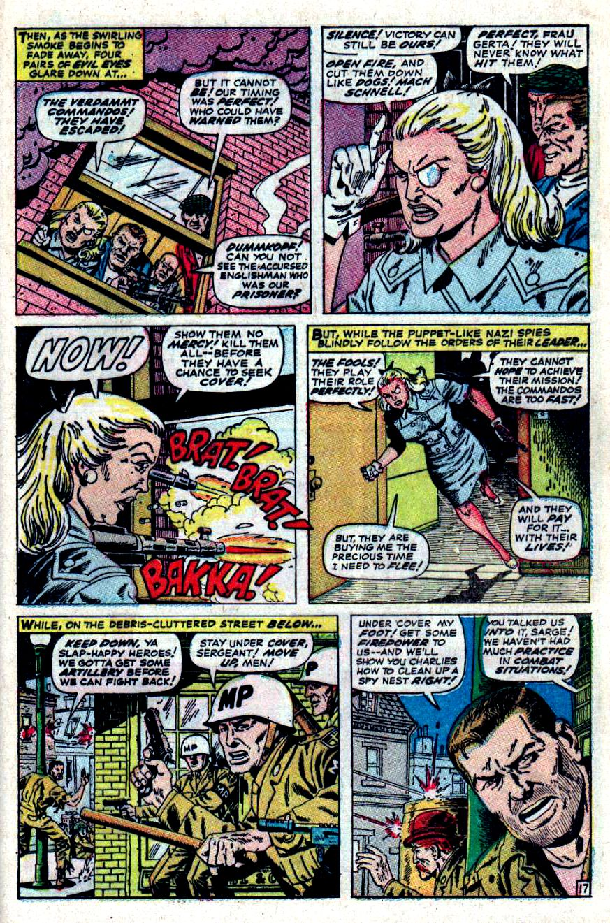 Read online Sgt. Fury comic -  Issue #47 - 24
