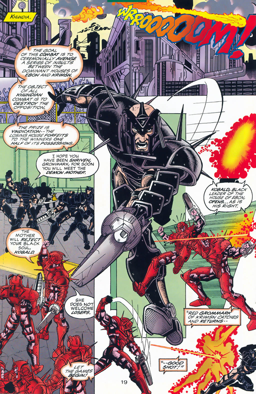 Read online Doomsday Annual comic -  Issue # Full - 20