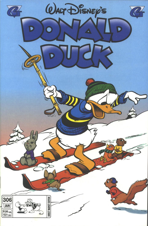 Walt Disneys Donald Duck (1986) 306 Page 1