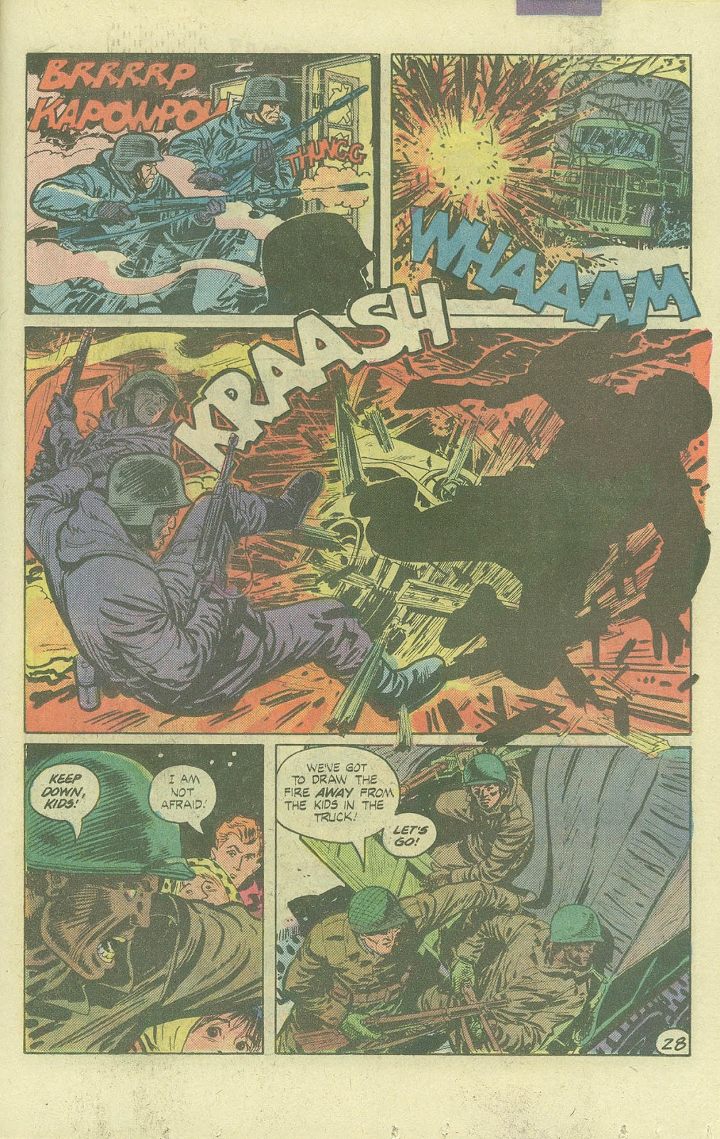 Sgt. Rock issue Annual 3 - Page 34