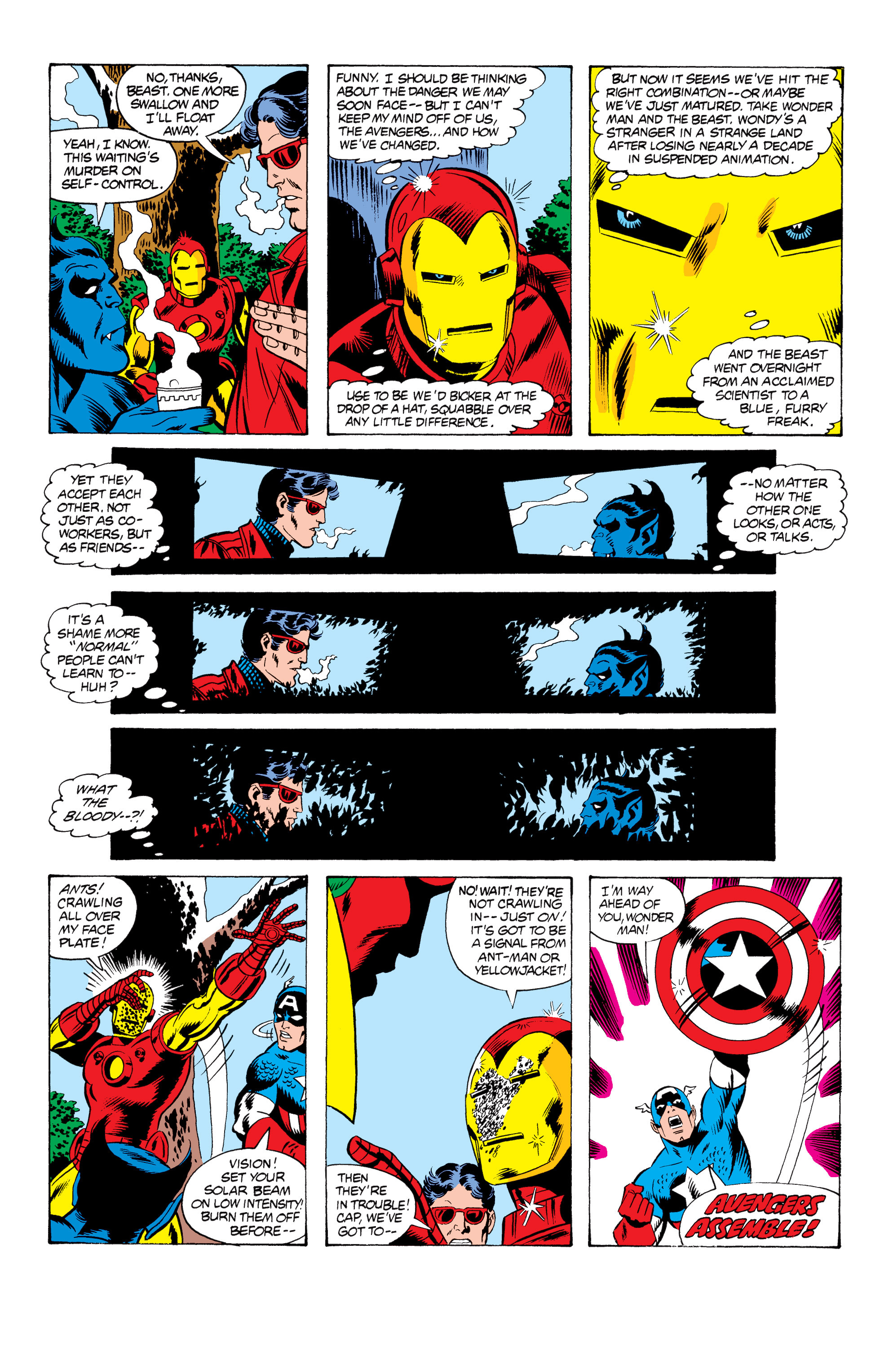 Read online Ant-Man: Scott Lang comic -  Issue #Ant-Man: Scott Lang TPB - 126