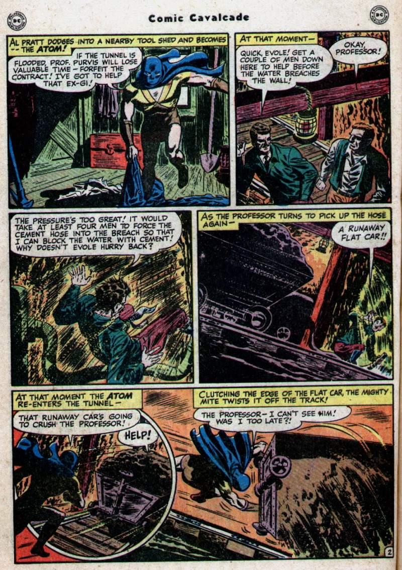 Comic Cavalcade issue 28 - Page 52