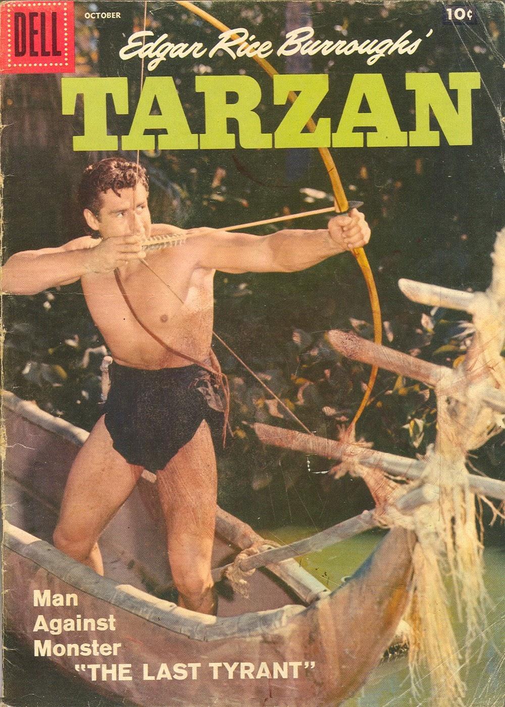 Tarzan (1948) issue 97 - Page 1