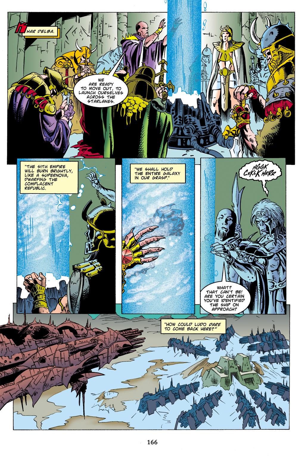 Read online Star Wars Omnibus comic -  Issue # Vol. 4 - 161