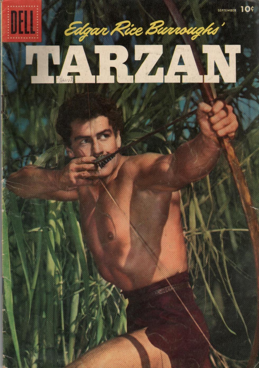 Tarzan (1948) issue 84 - Page 1