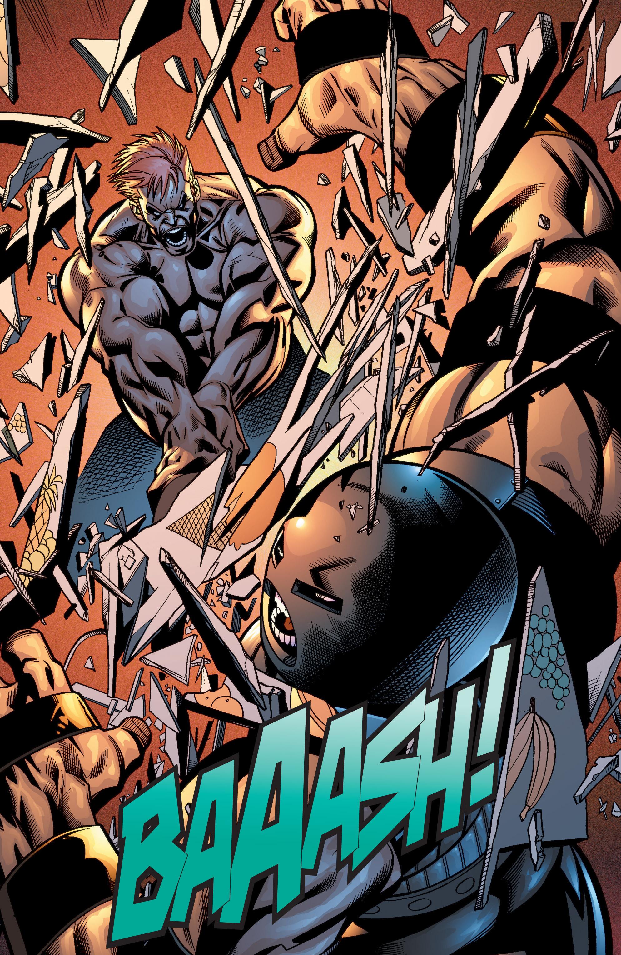 Read online Uncanny X-Men (1963) comic -  Issue #436 - 12