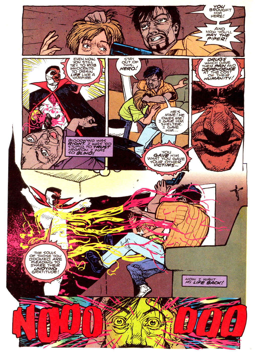 Read online Showcase '94 comic -  Issue #5 - 36