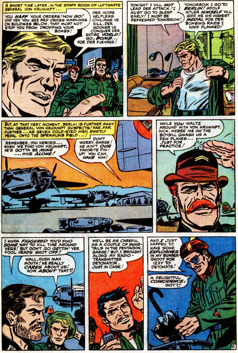 Sgt. Fury issue _Special_6 - Page 49