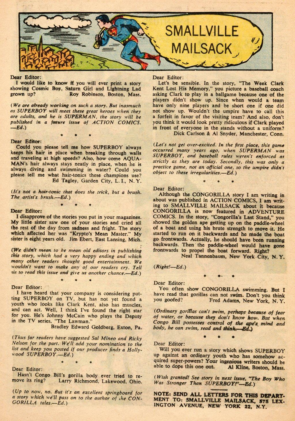 Read online Adventure Comics (1938) comic -  Issue #272 - 24