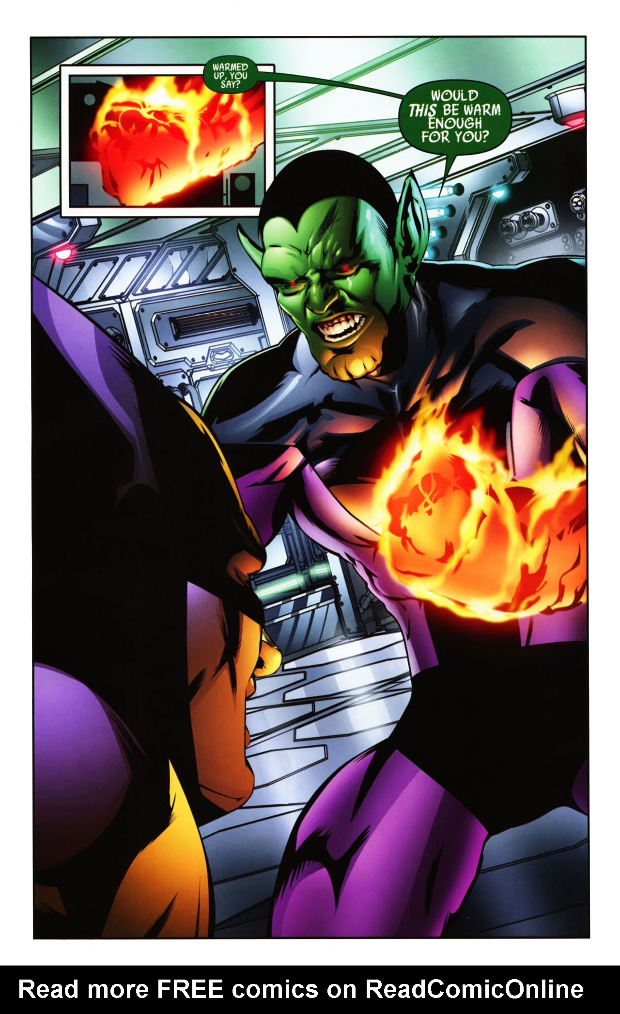 Read online Wolverine: First Class comic -  Issue #19 - 10