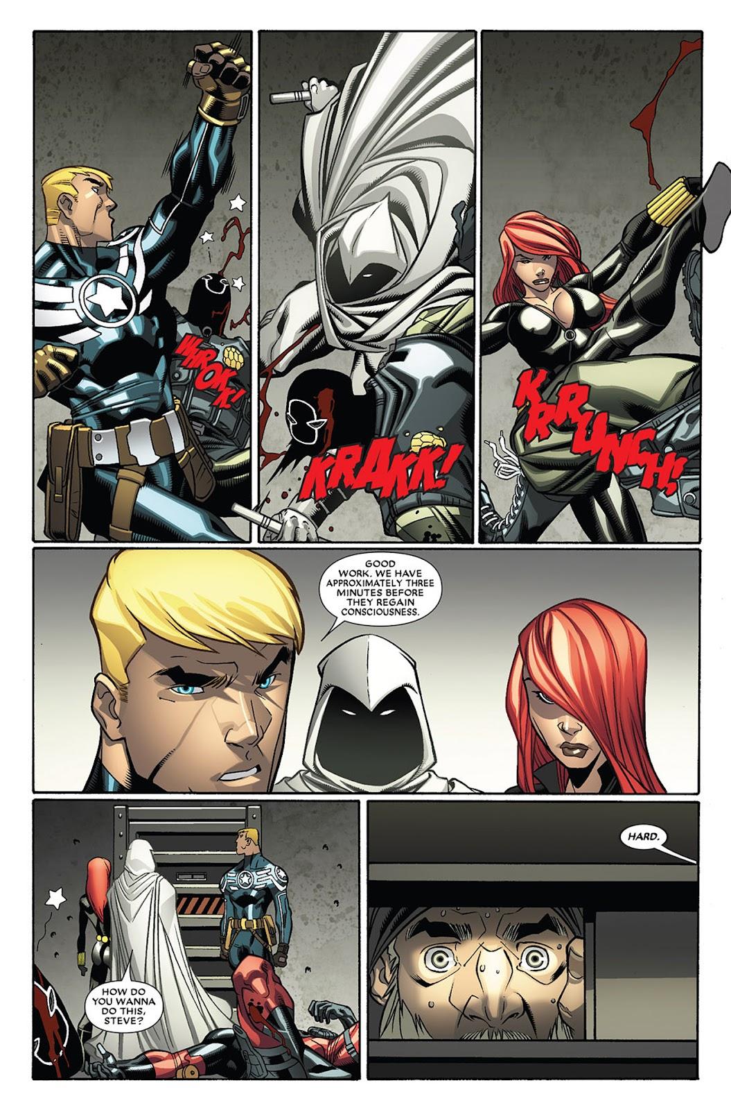 Read online Deadpool (2008) comic -  Issue #27 - 18