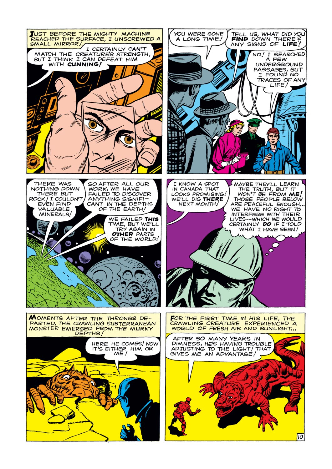 Tales to Astonish (1959) issue 22 - Page 12