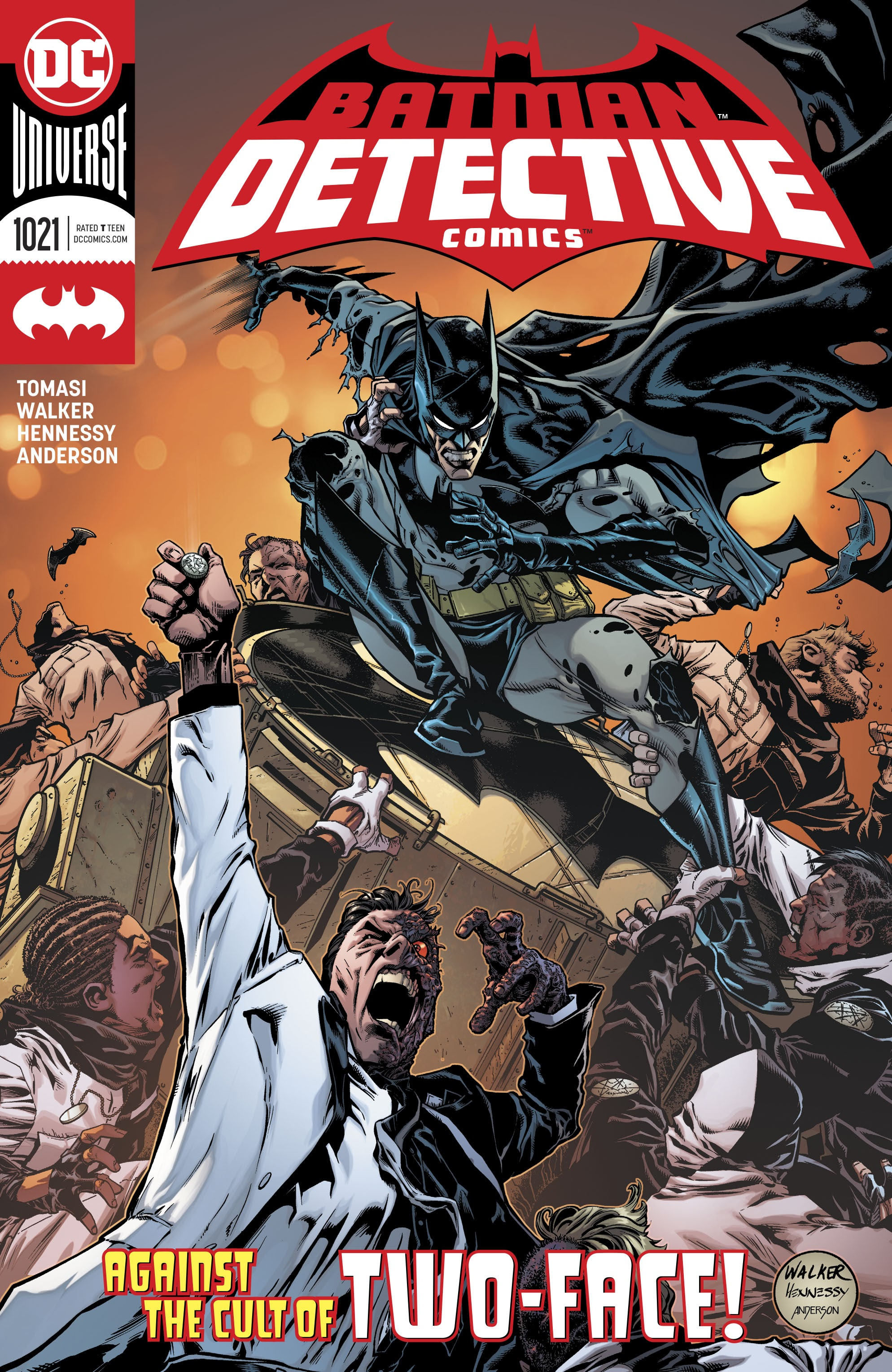 Detective Comics (2016) 1021 Page 1