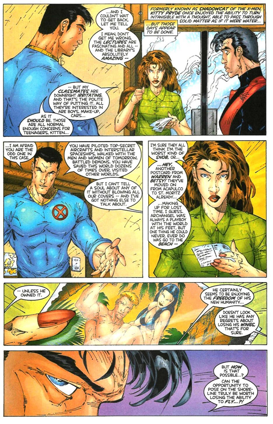 X-Men (1991) 99 Page 9