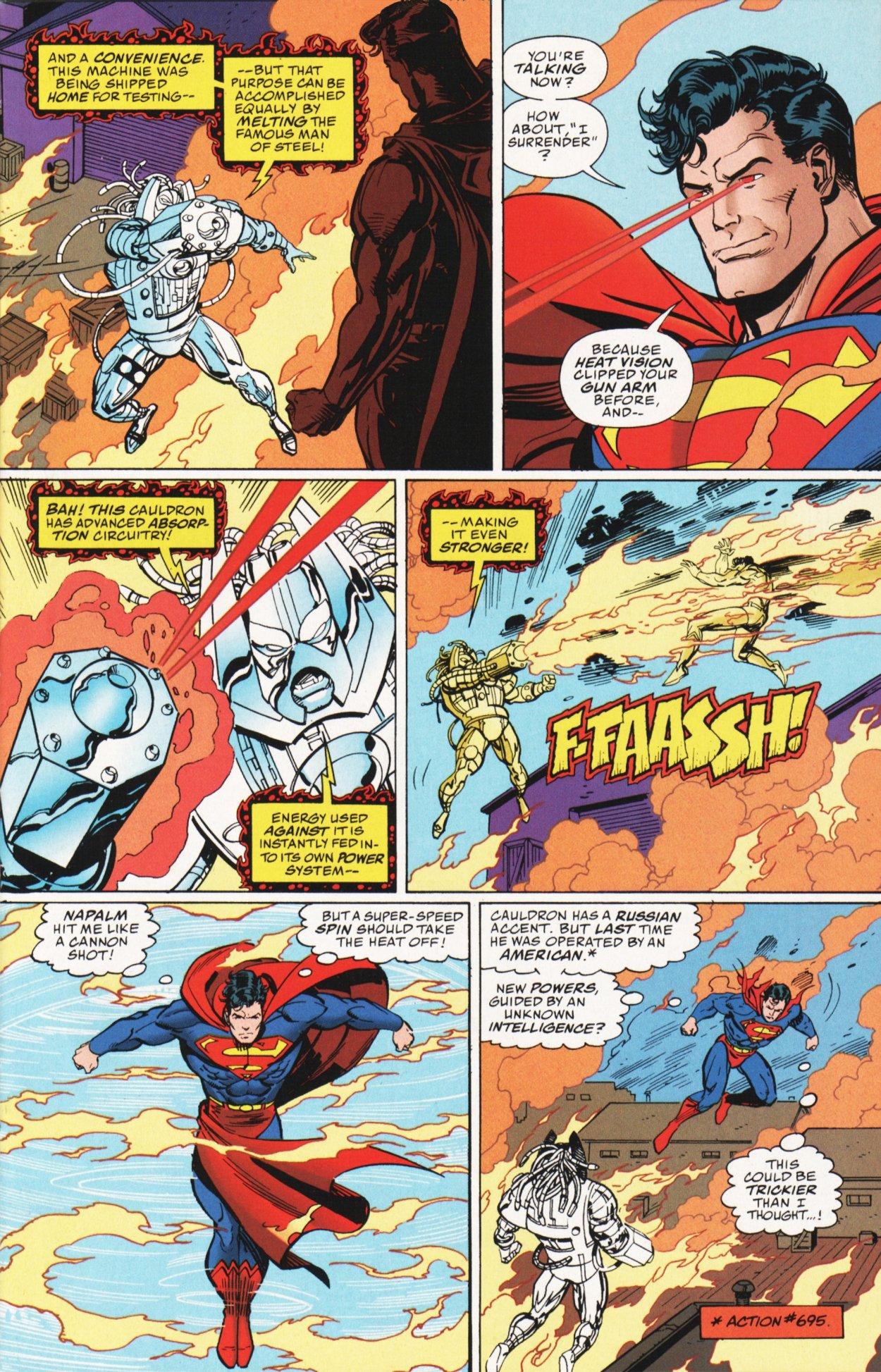 Action Comics (1938) 731 Page 9