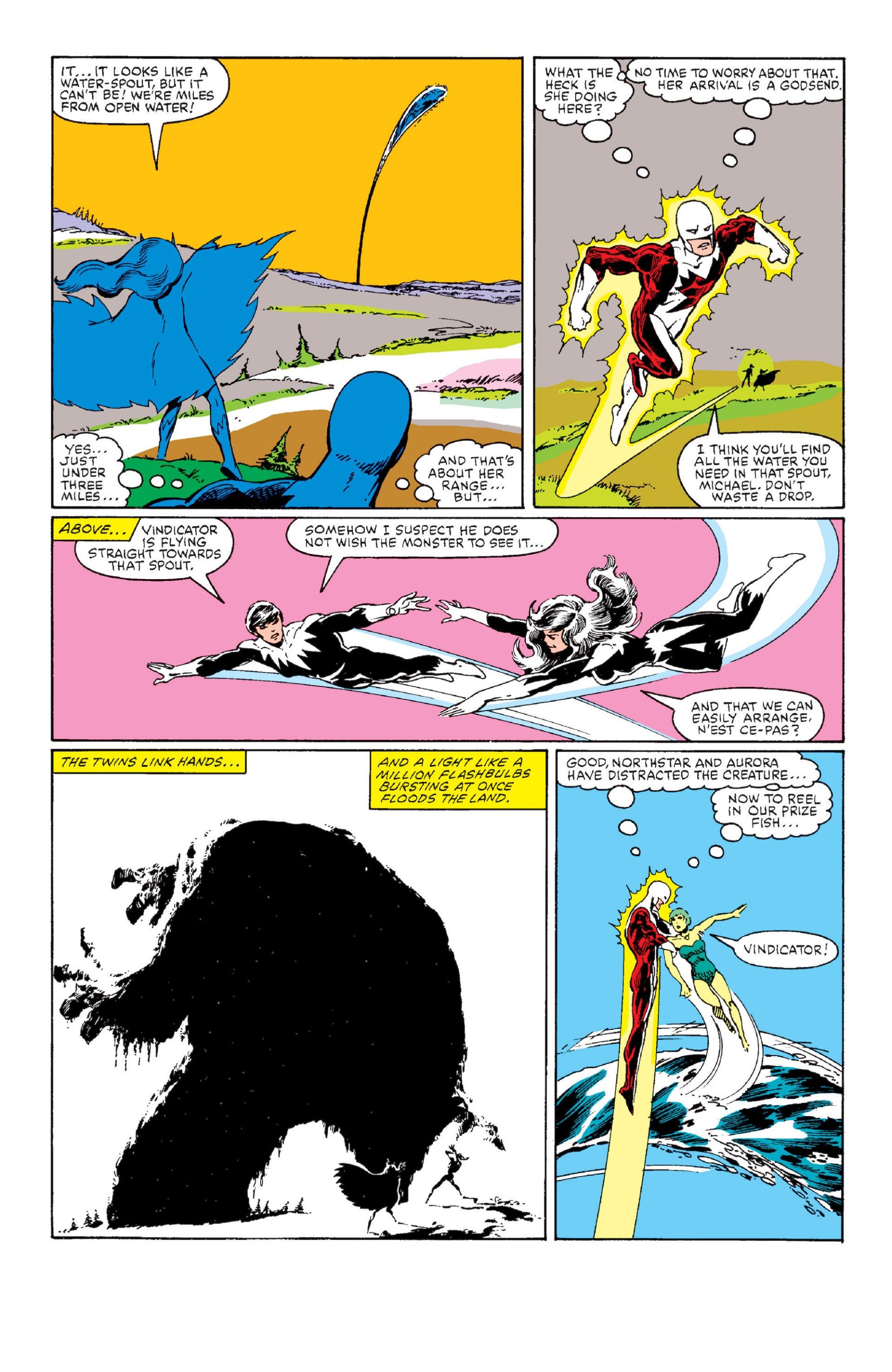 Read online Alpha Flight (1983) comic -  Issue #1 - 35