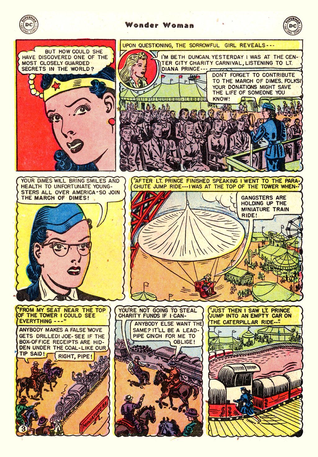 Read online Wonder Woman (1942) comic -  Issue #54 - 33