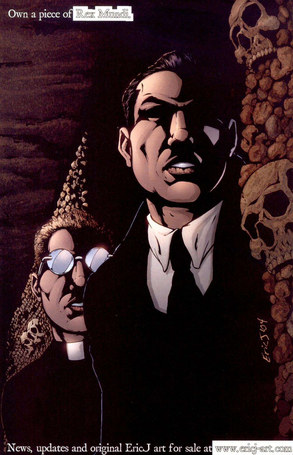 Read online Rex Mundi comic -  Issue #13 - 28