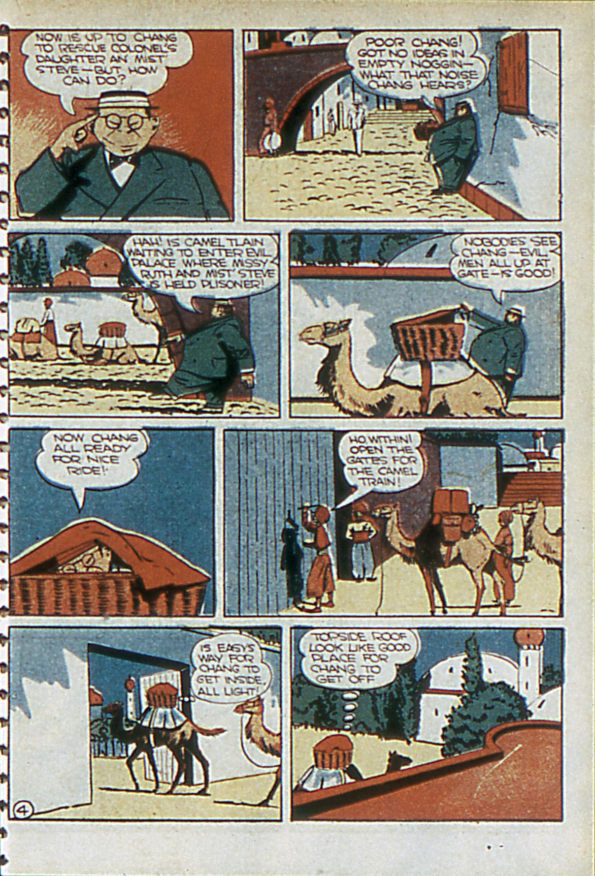 Read online Adventure Comics (1938) comic -  Issue #55 - 52