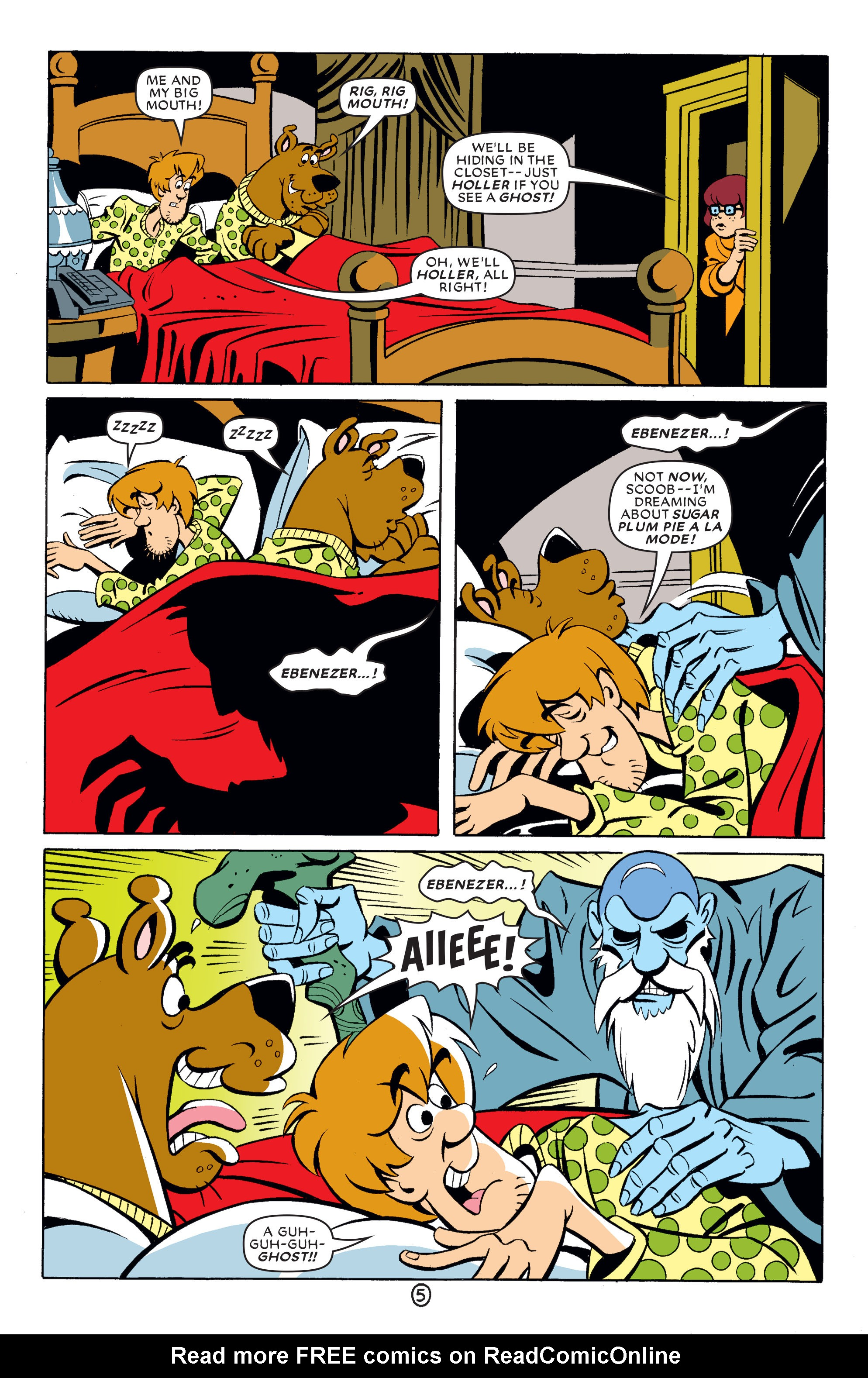 Read online Scooby-Doo (1997) comic -  Issue #67 - 18