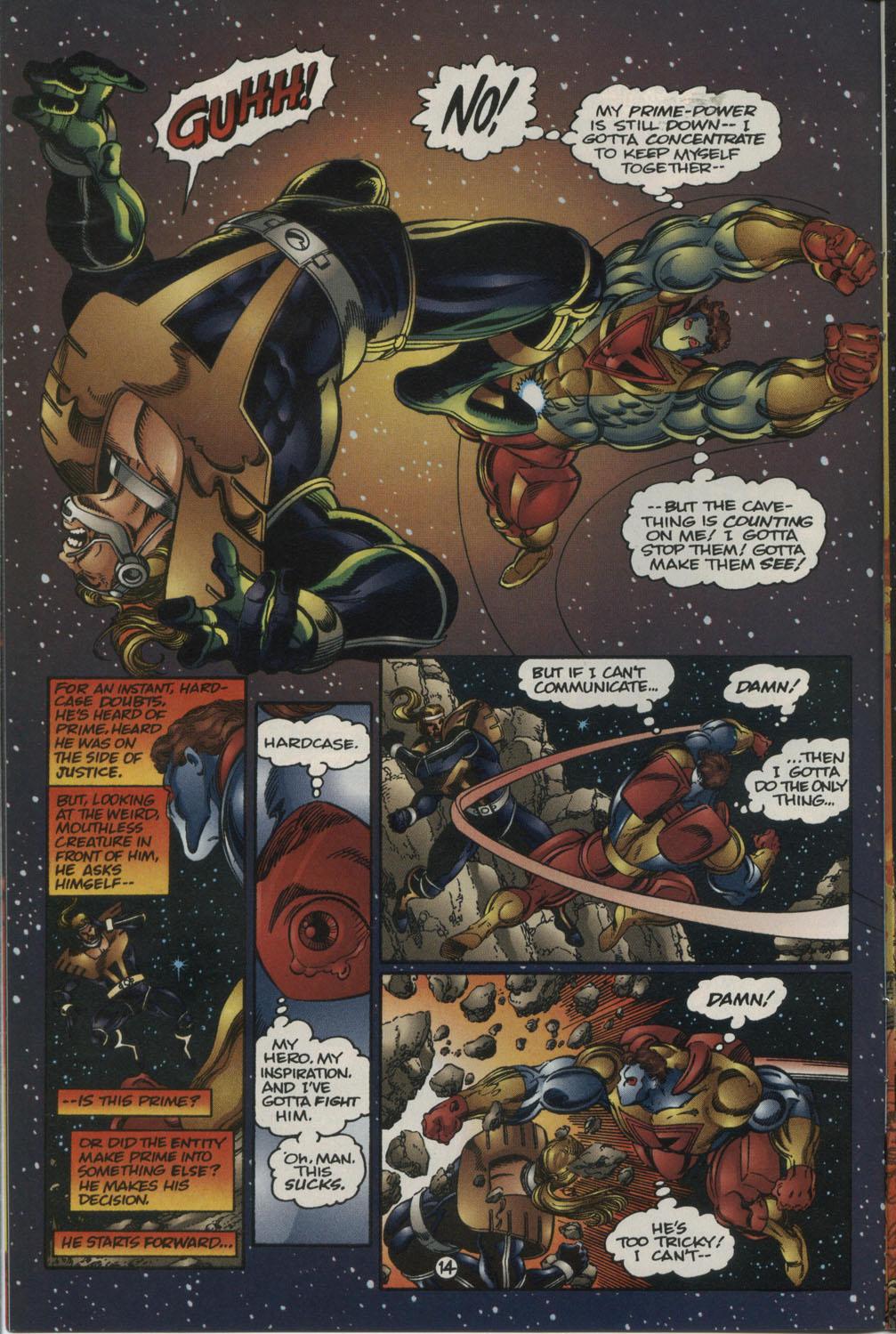 Read online Break-Thru comic -  Issue #2 - 15