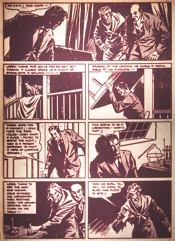 Read online Detective Comics (1937) comic -  Issue #22 - 20