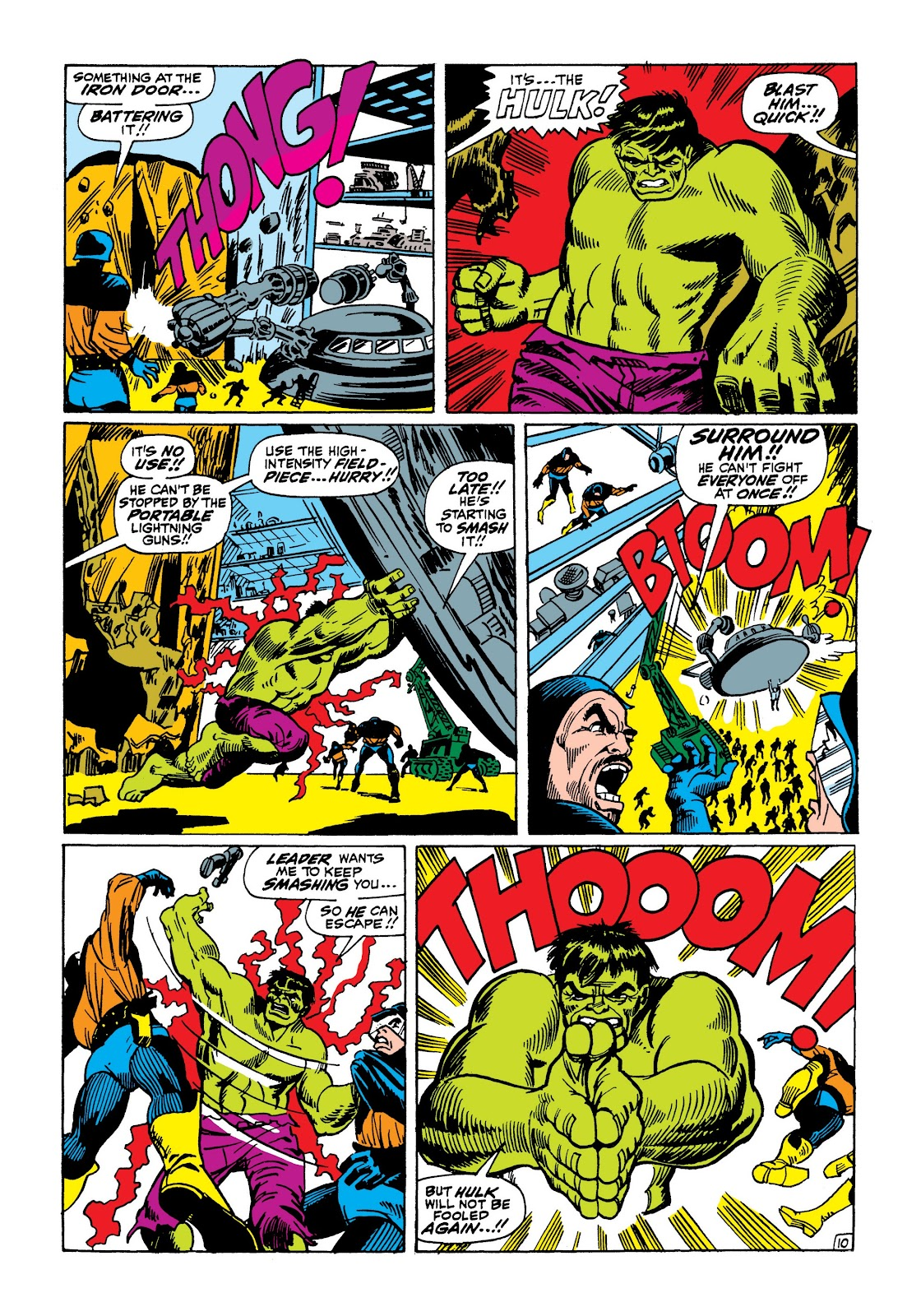 Read online Marvel Masterworks: The Incredible Hulk comic -  Issue # TPB 3 (Part 3) - 26