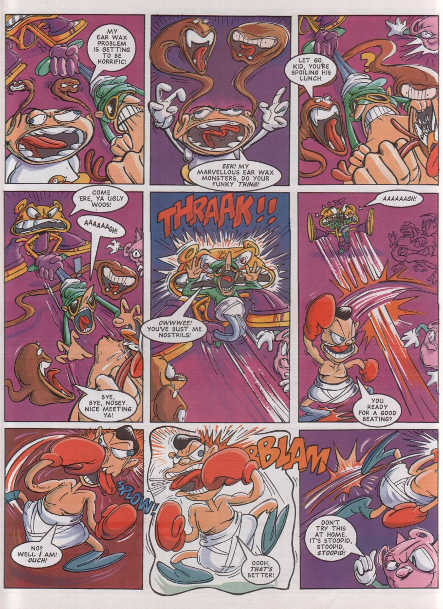Read online Sonic the Comic comic -  Issue #33 - 26