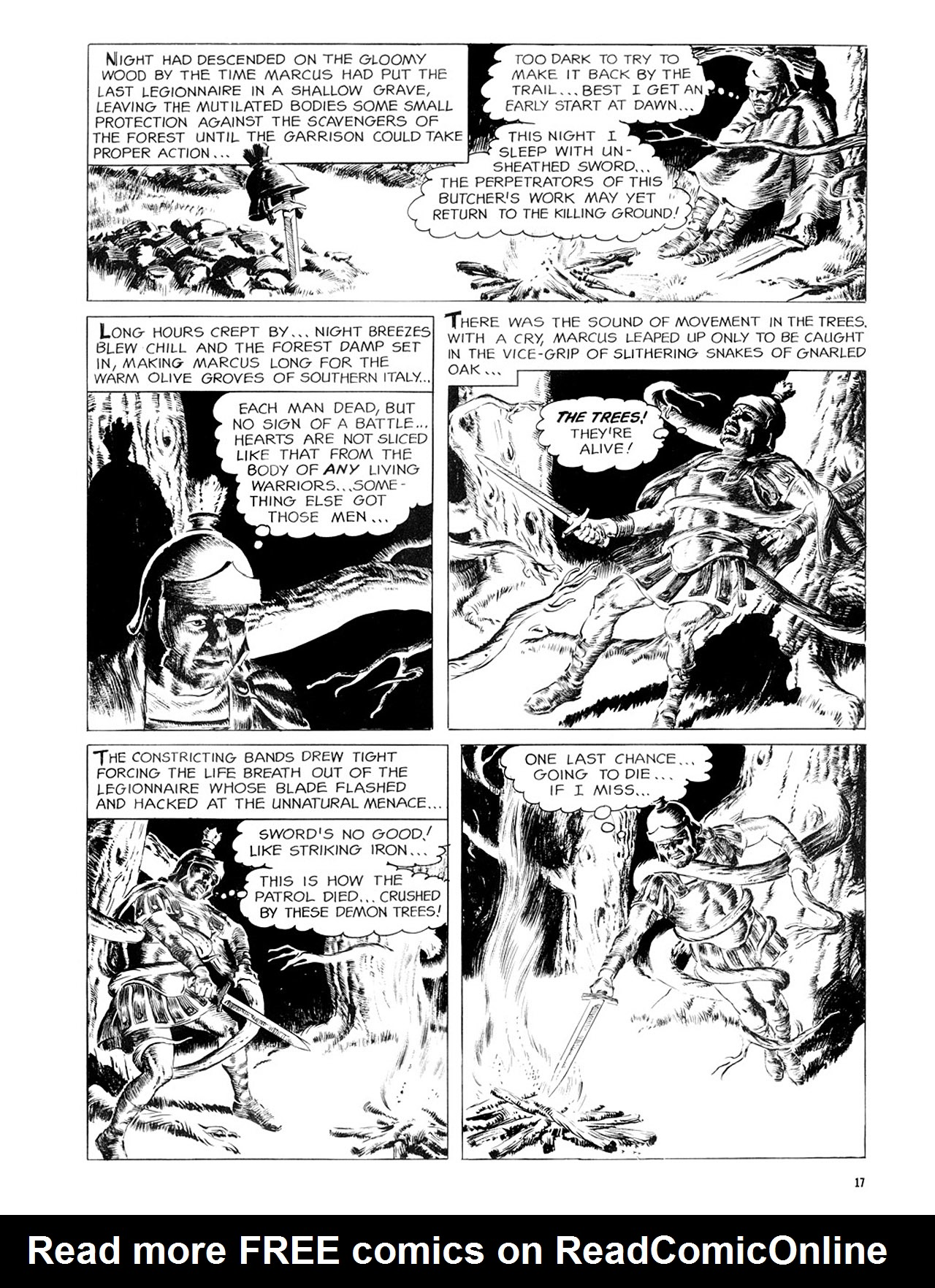 Read online Eerie Archives comic -  Issue # TPB 2 - 18