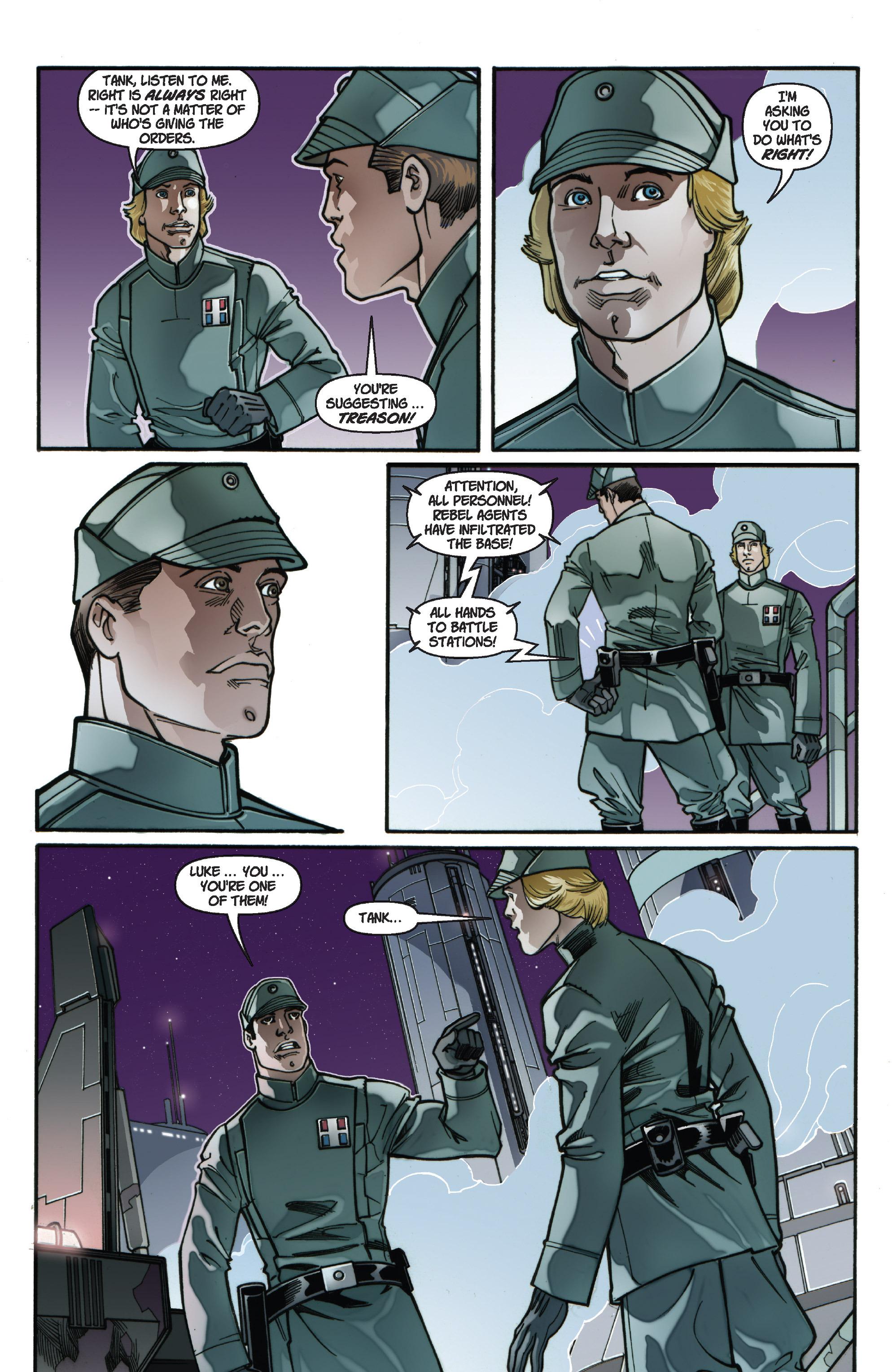Read online Star Wars Omnibus comic -  Issue # Vol. 22 - 289