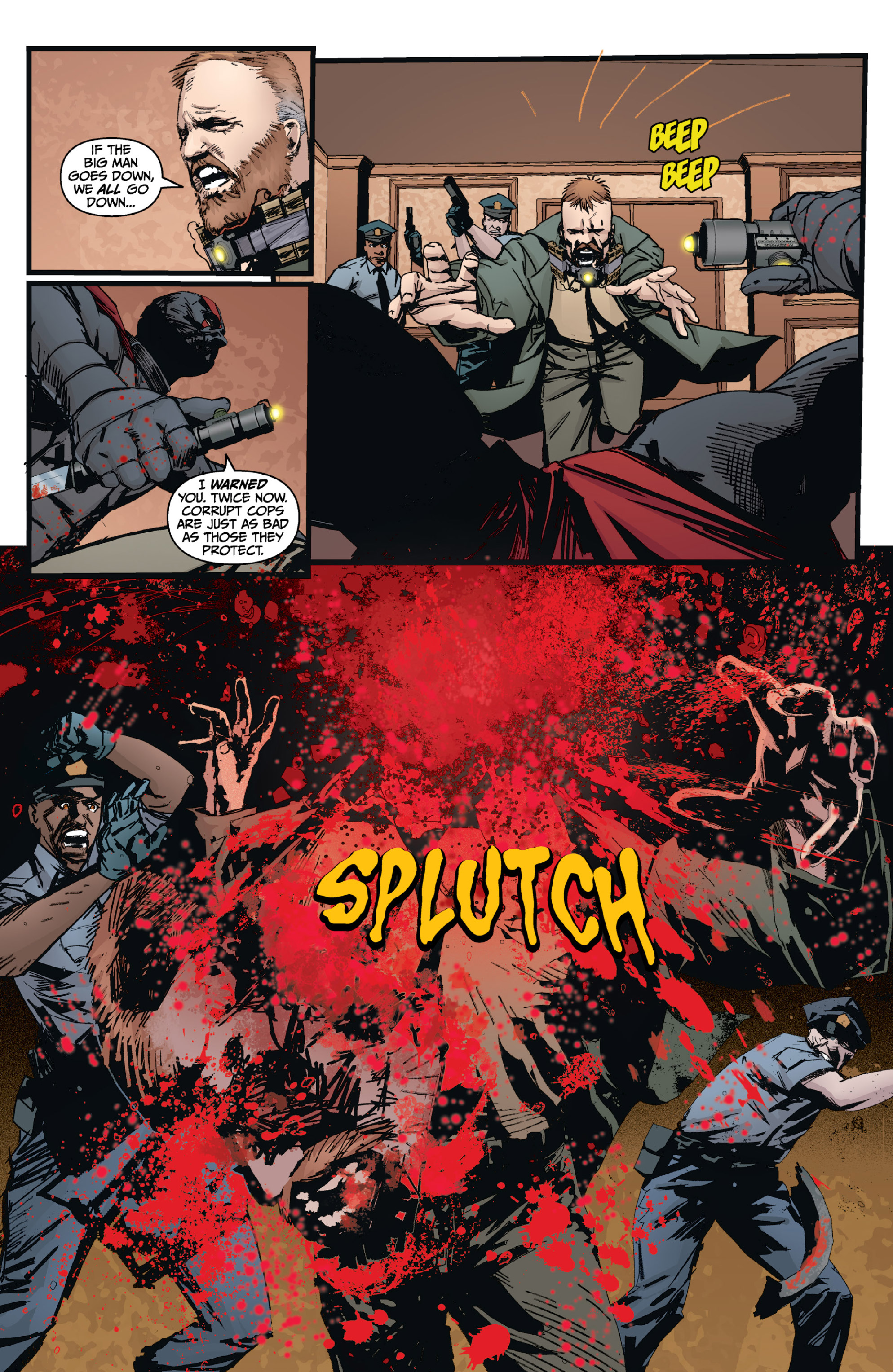 Read online X: Big Bad comic -  Issue # Full - 69