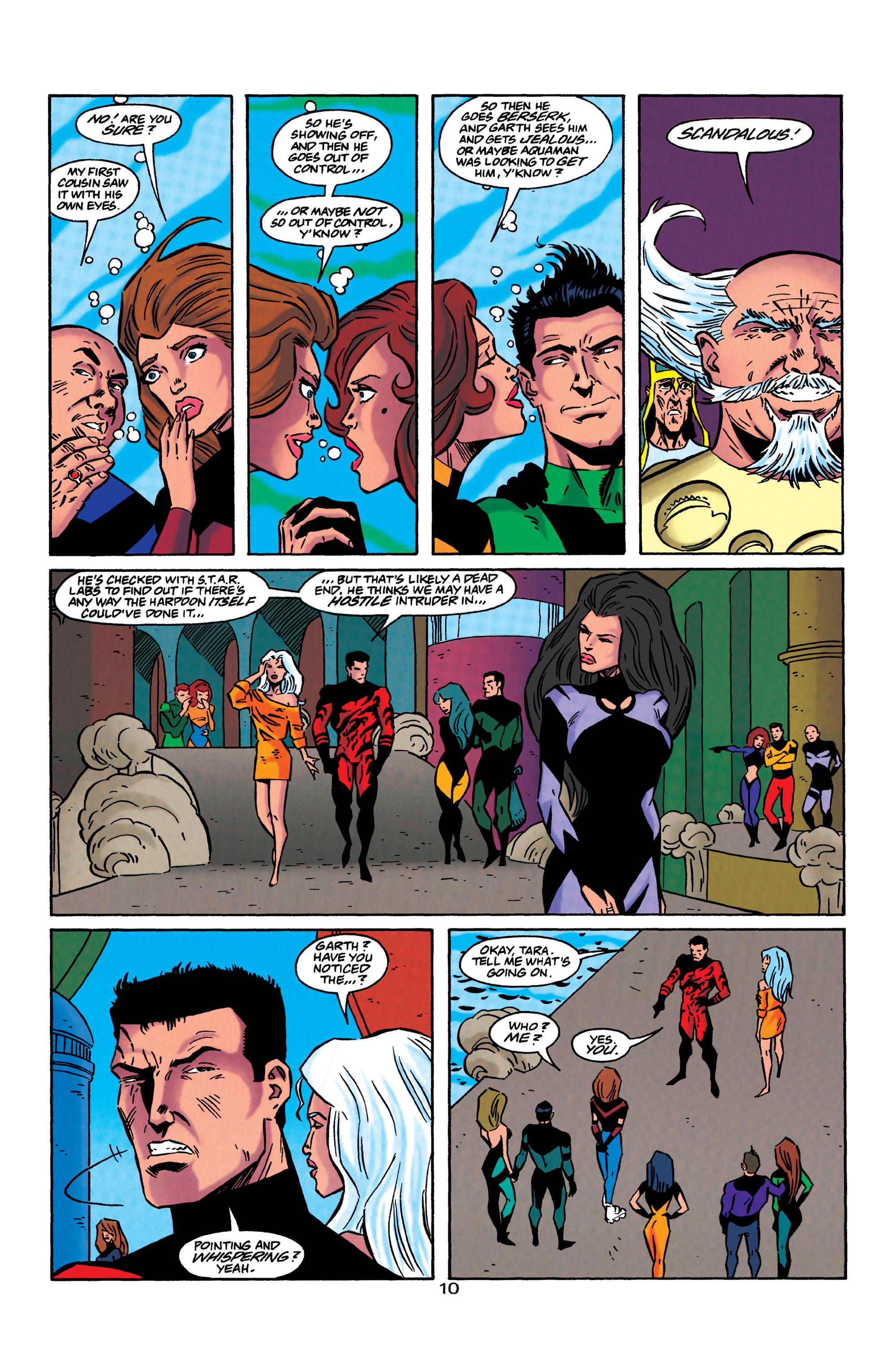 Read online Aquaman (1994) comic -  Issue #40 - 11