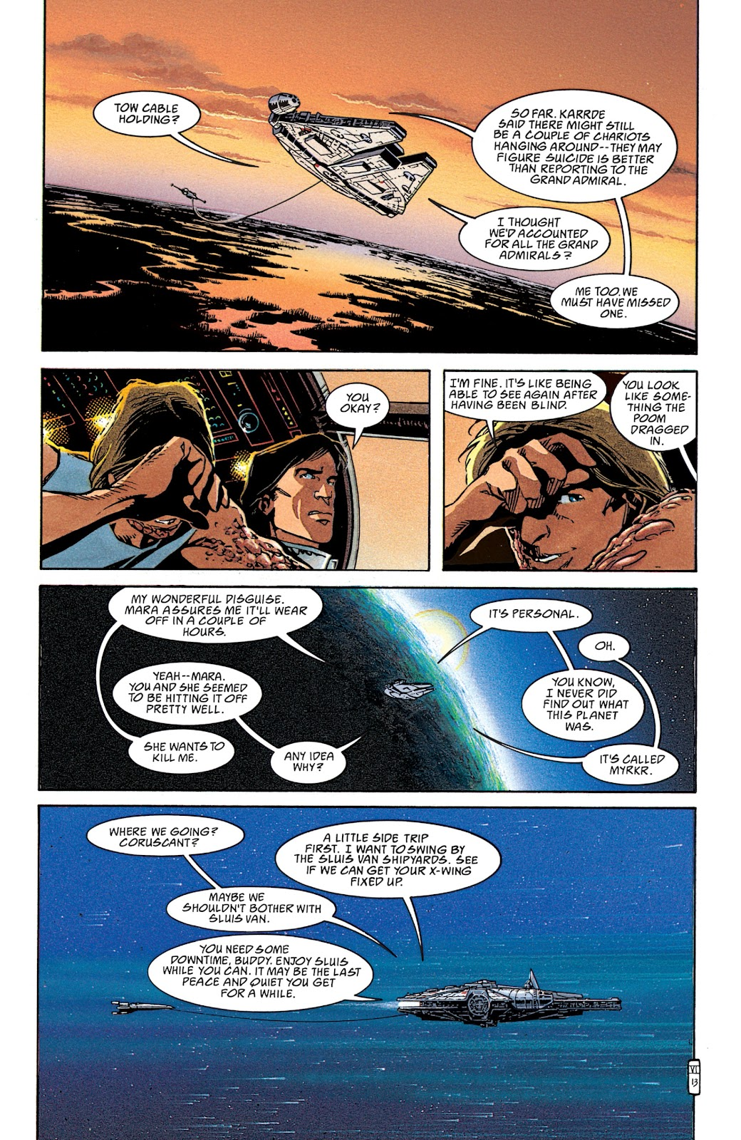Read online Star Wars Legends: The New Republic - Epic Collection comic -  Issue # TPB 4 (Part 2) - 37