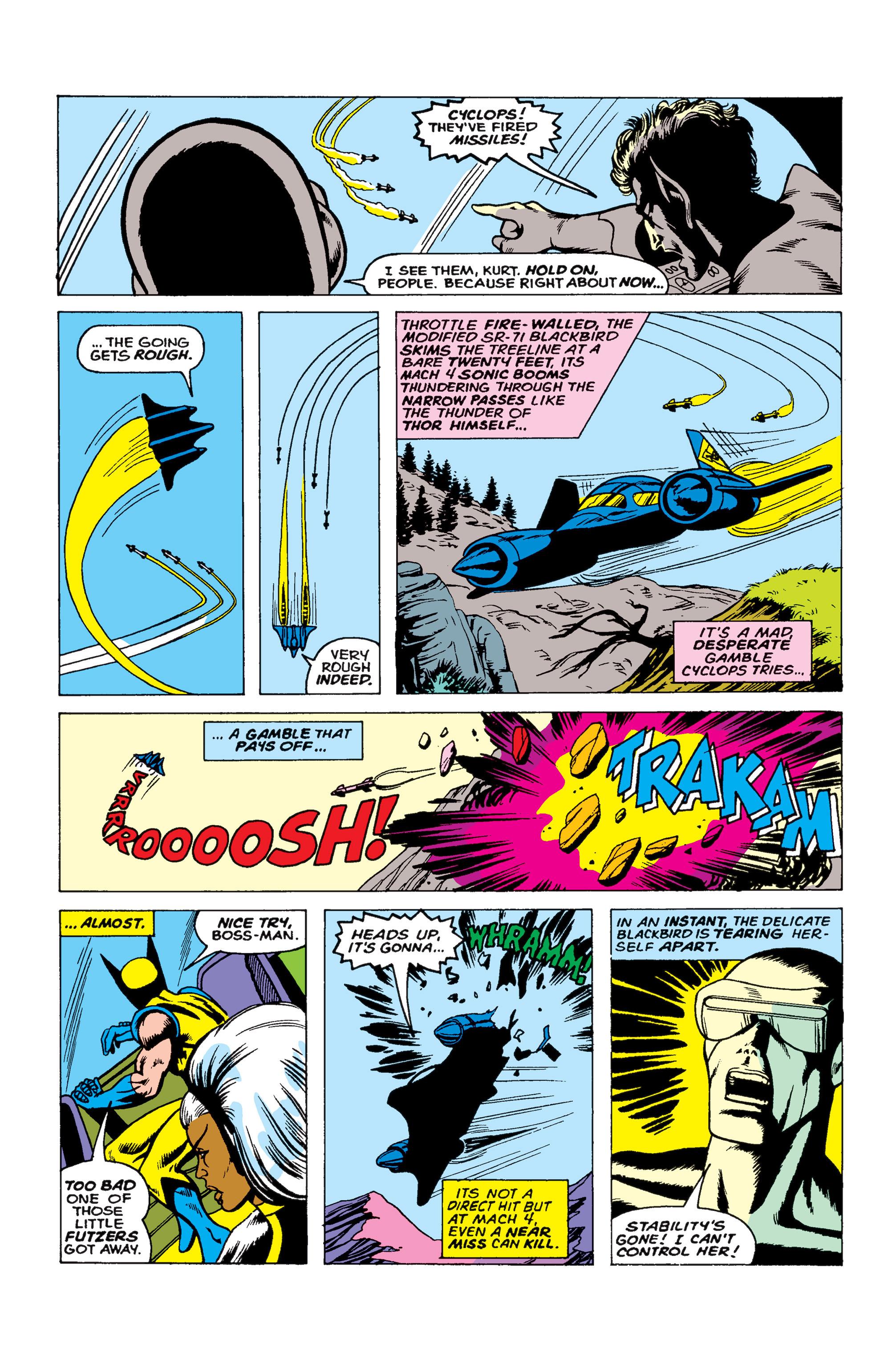 Uncanny X-Men (1963) 94 Page 17