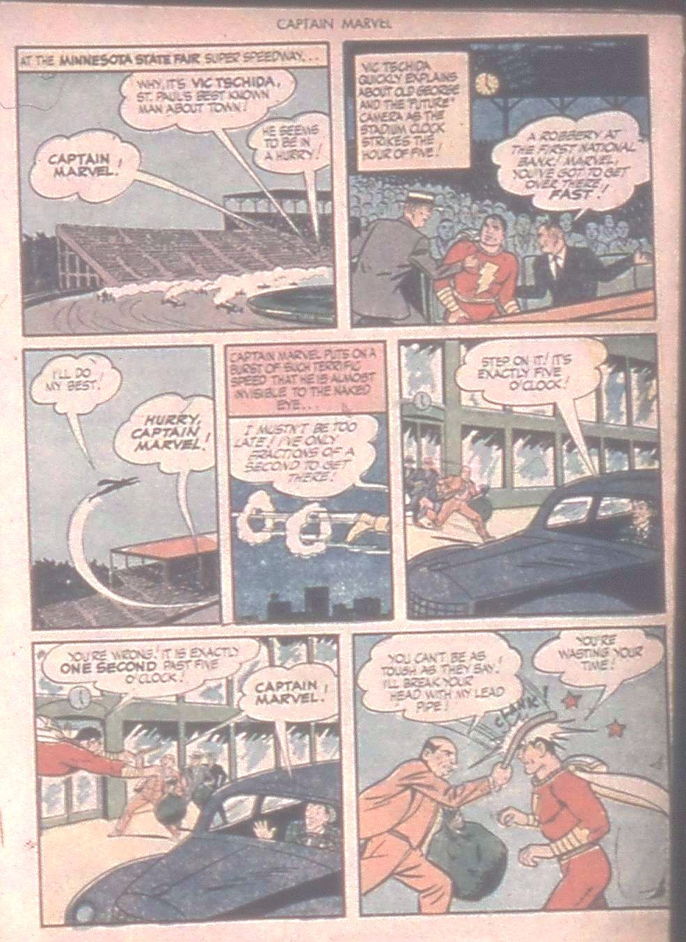 Captain Marvel Adventures issue 42 - Page 11