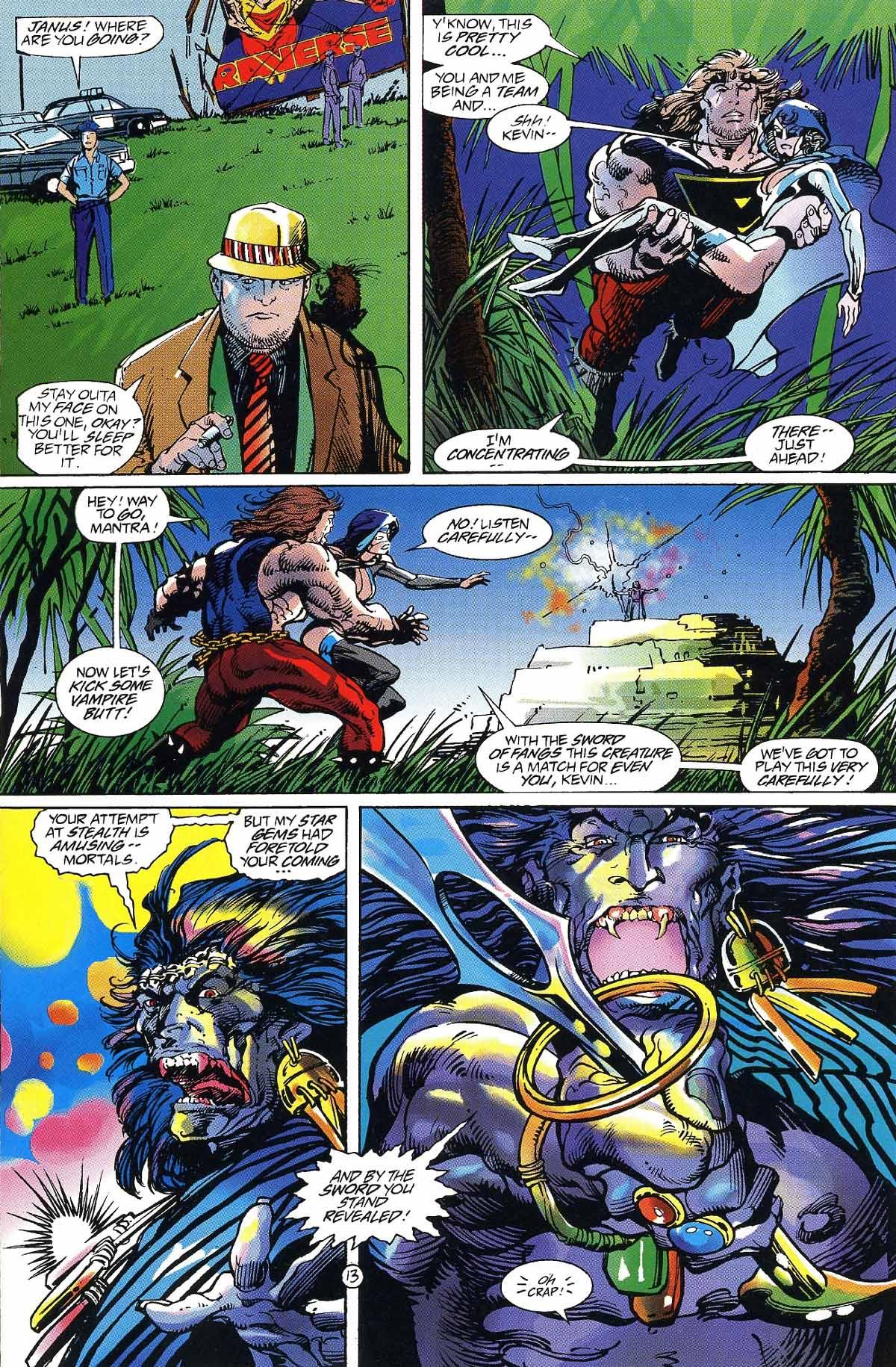 Read online Rune (1994) comic -  Issue #6 - 15
