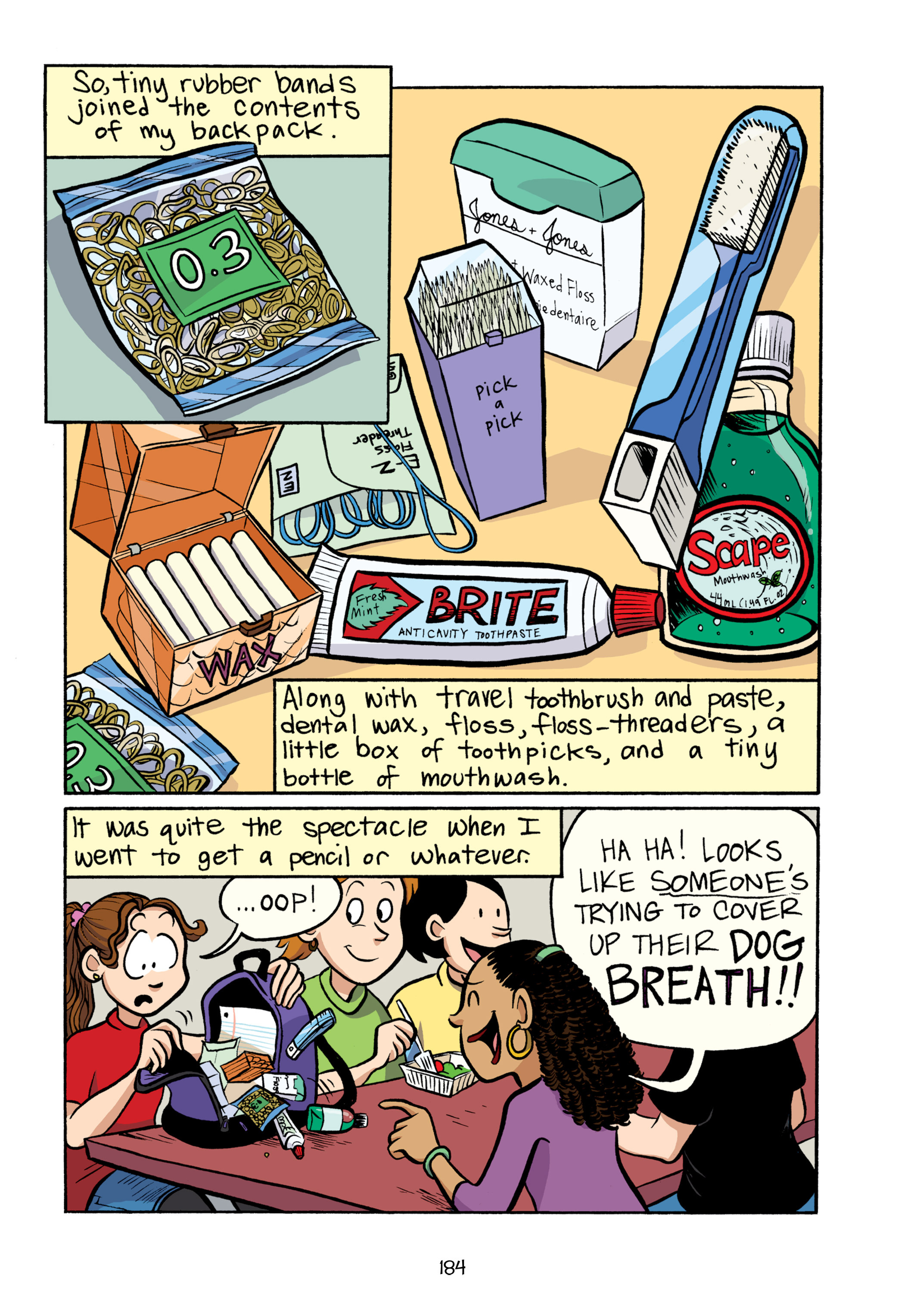 Read online Smile comic -  Issue # TPB - 190