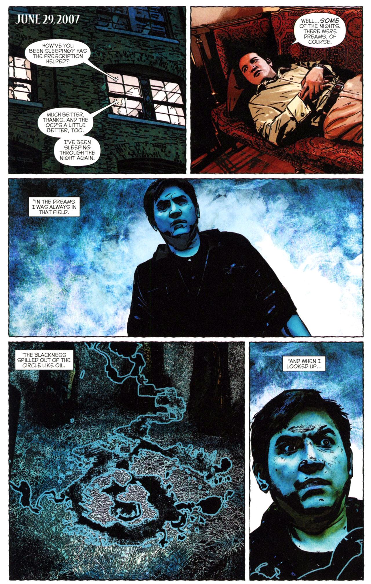 Read online Stephen King's N. comic -  Issue #2 - 12