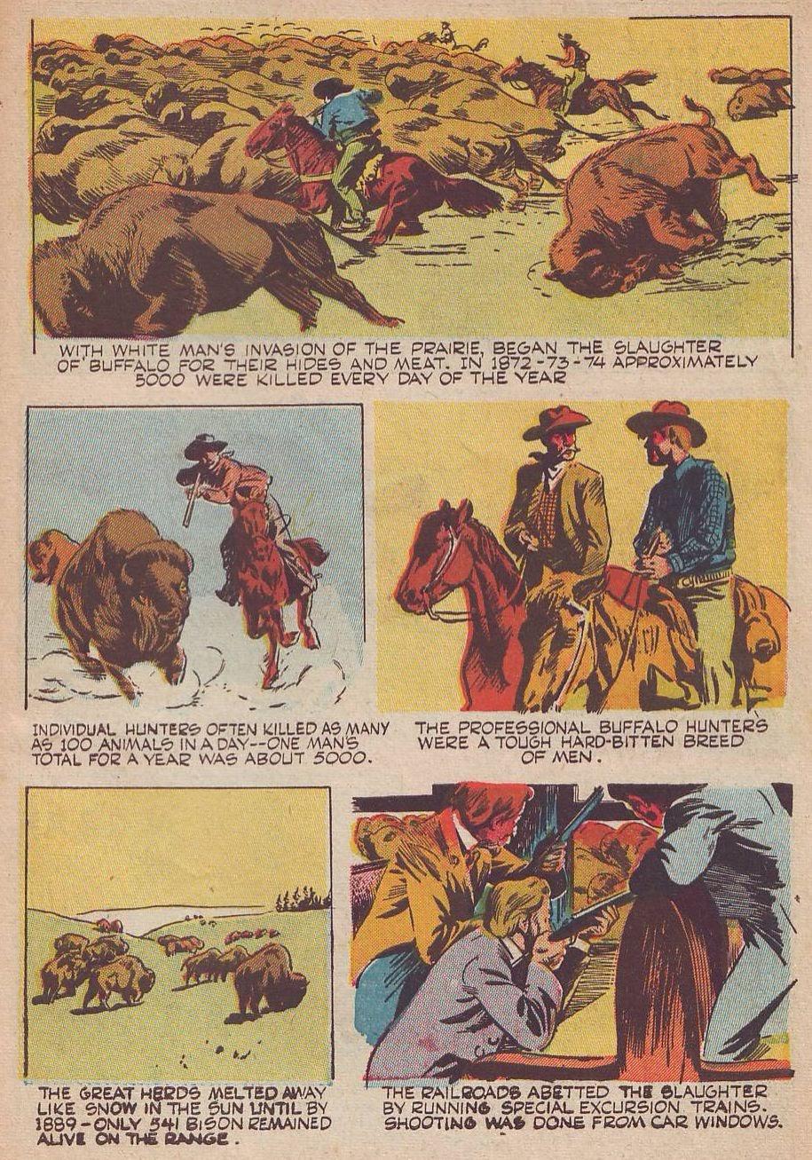Read online Animal Comics comic -  Issue #25 - 47