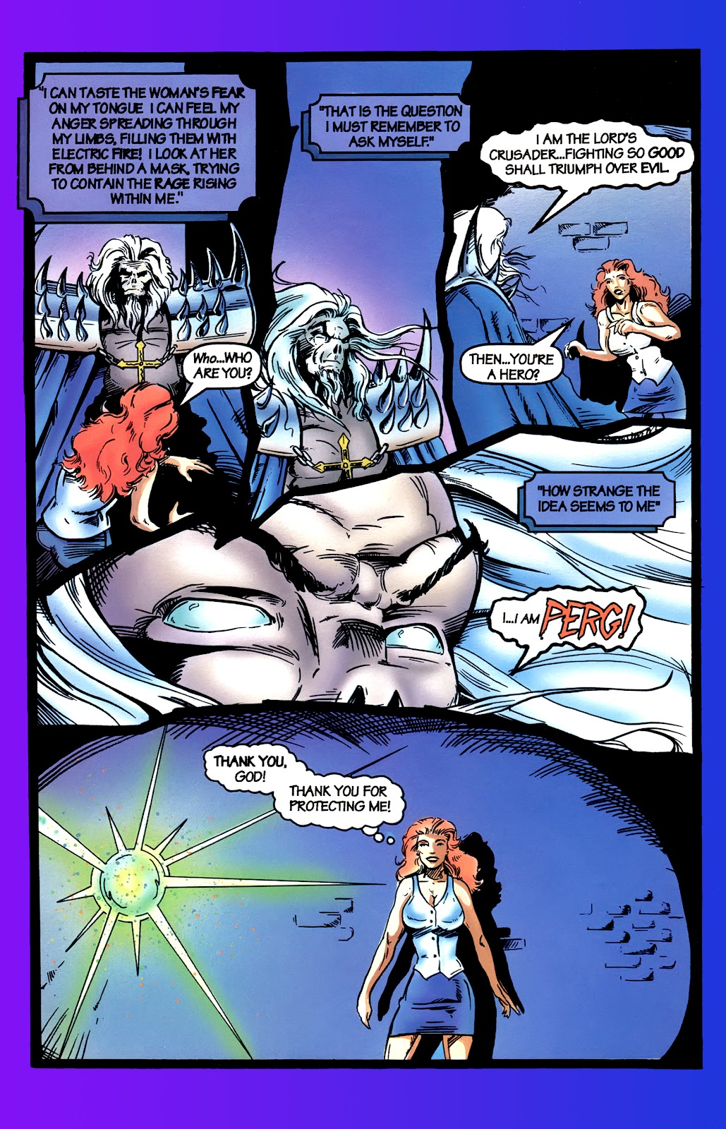 Read online Perg comic -  Issue #5 - 11