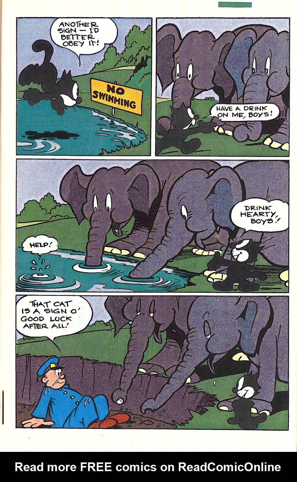 Read online Felix the Cat comic -  Issue #2 - 7