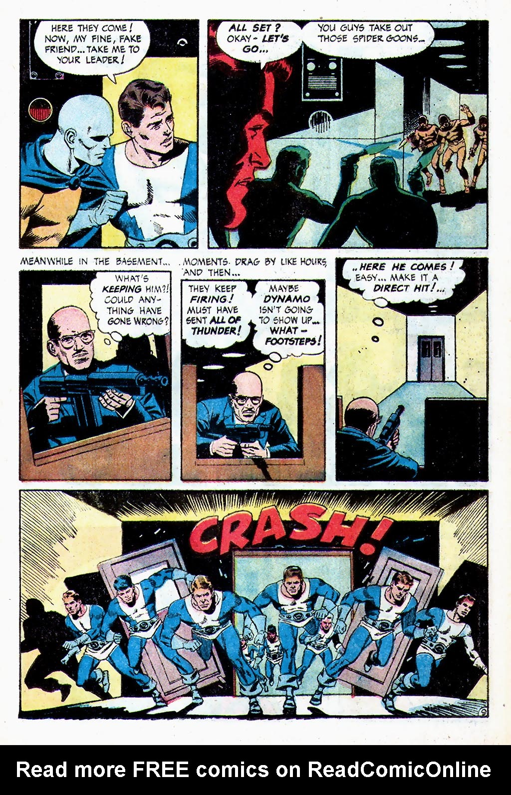 T.H.U.N.D.E.R. Agents (1965) issue 13 - Page 10