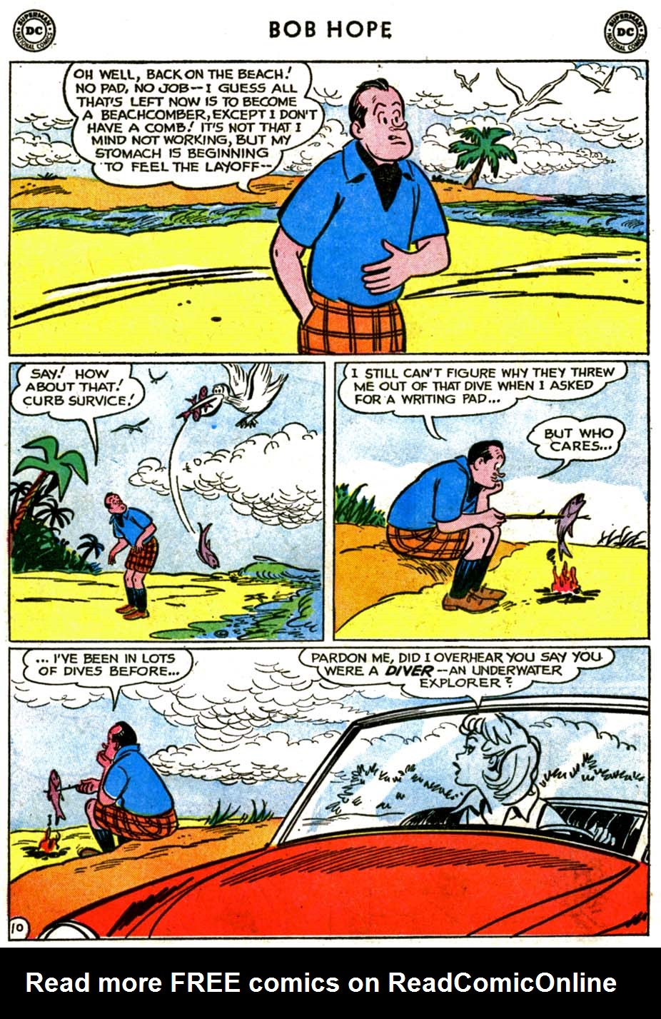 The Adventures of Bob Hope issue 72 - Page 14