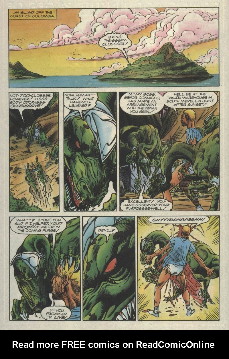 Read online Turok, Dinosaur Hunter (1993) comic -  Issue #2 - 11