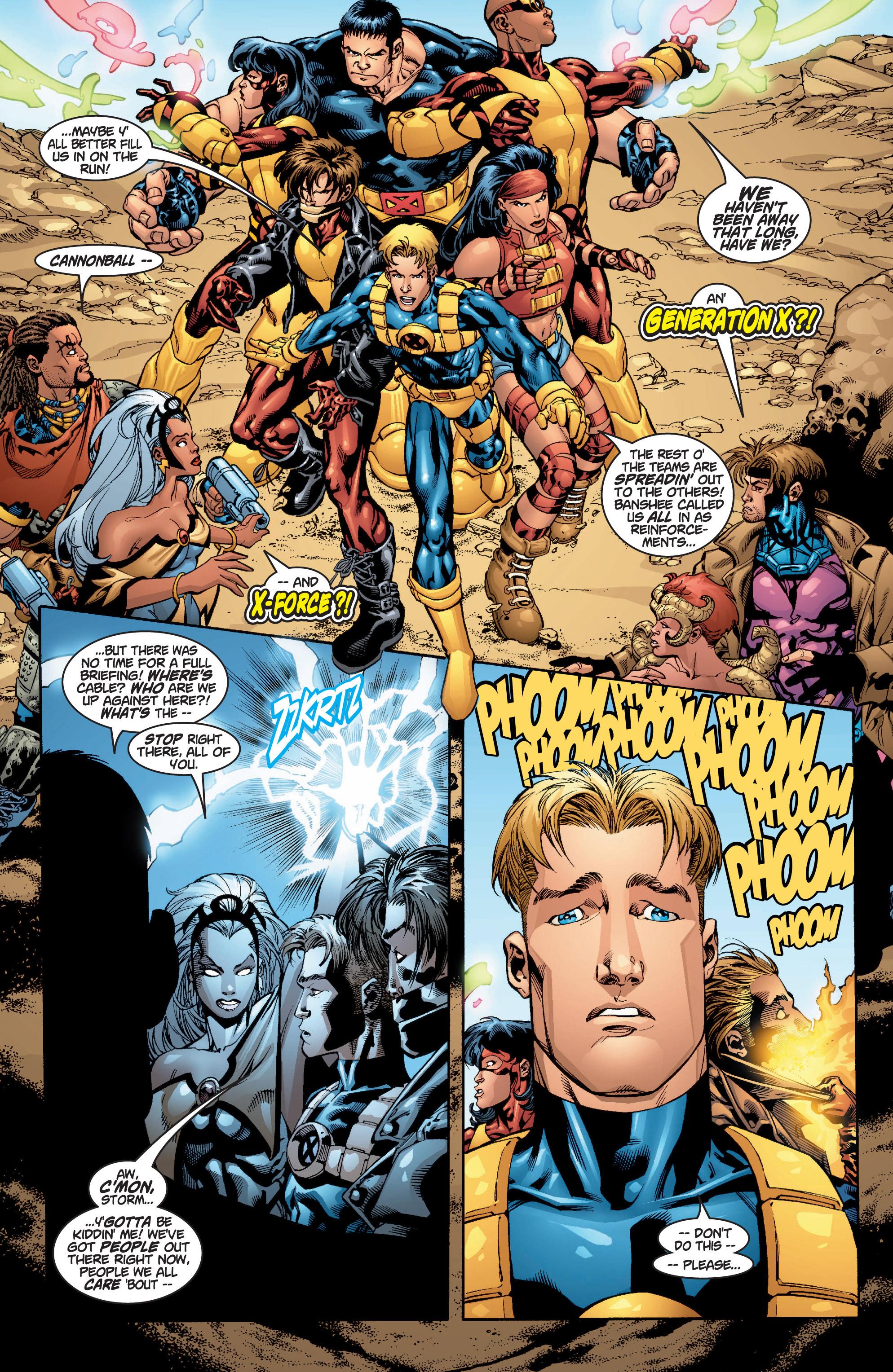 Read online Uncanny X-Men (1963) comic -  Issue #377 - 10