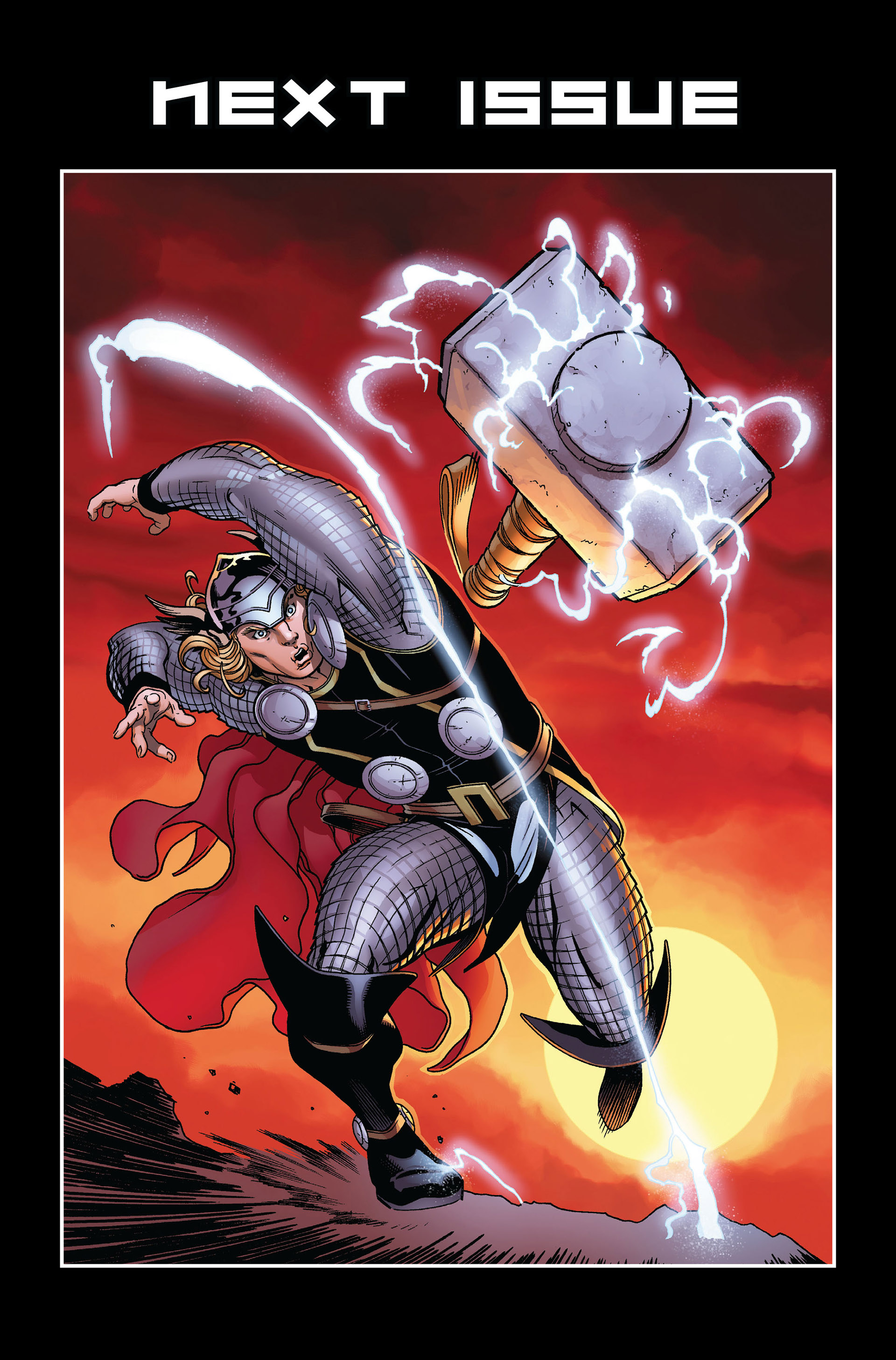 Read online Astonishing Thor comic -  Issue #3 - 23