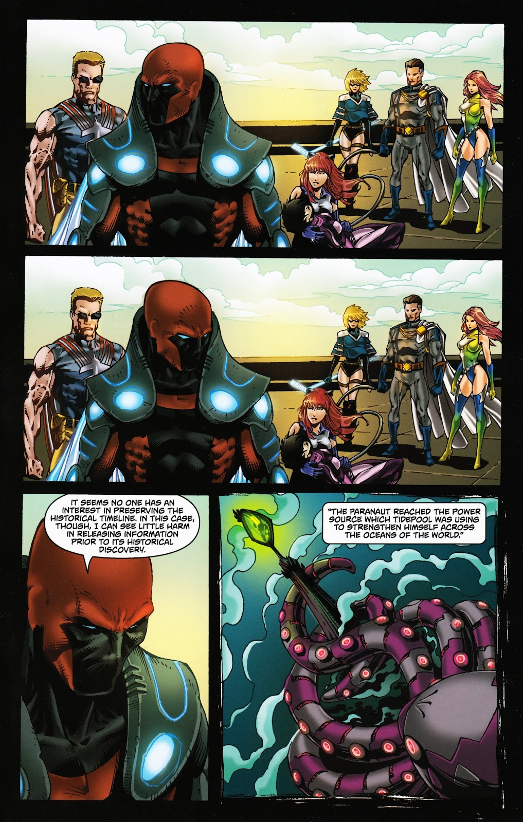 Read online Critter (2012) comic -  Issue #16 - 21