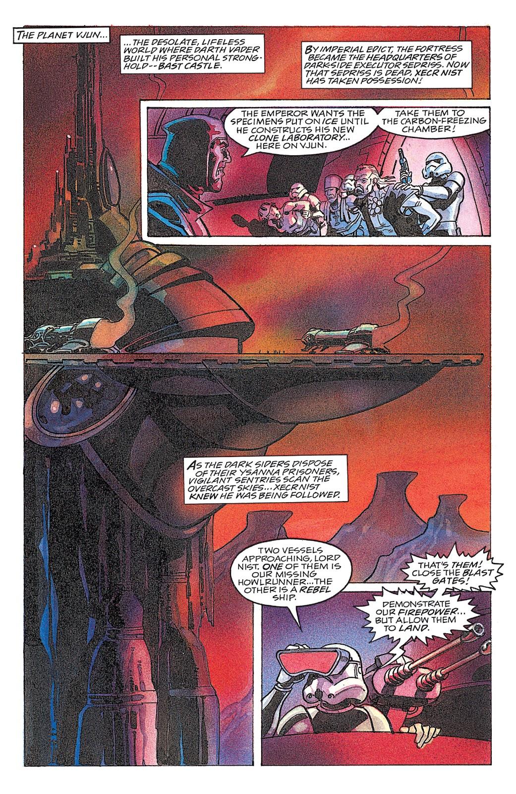 Read online Star Wars: Dark Empire Trilogy comic -  Issue # TPB (Part 4) - 28