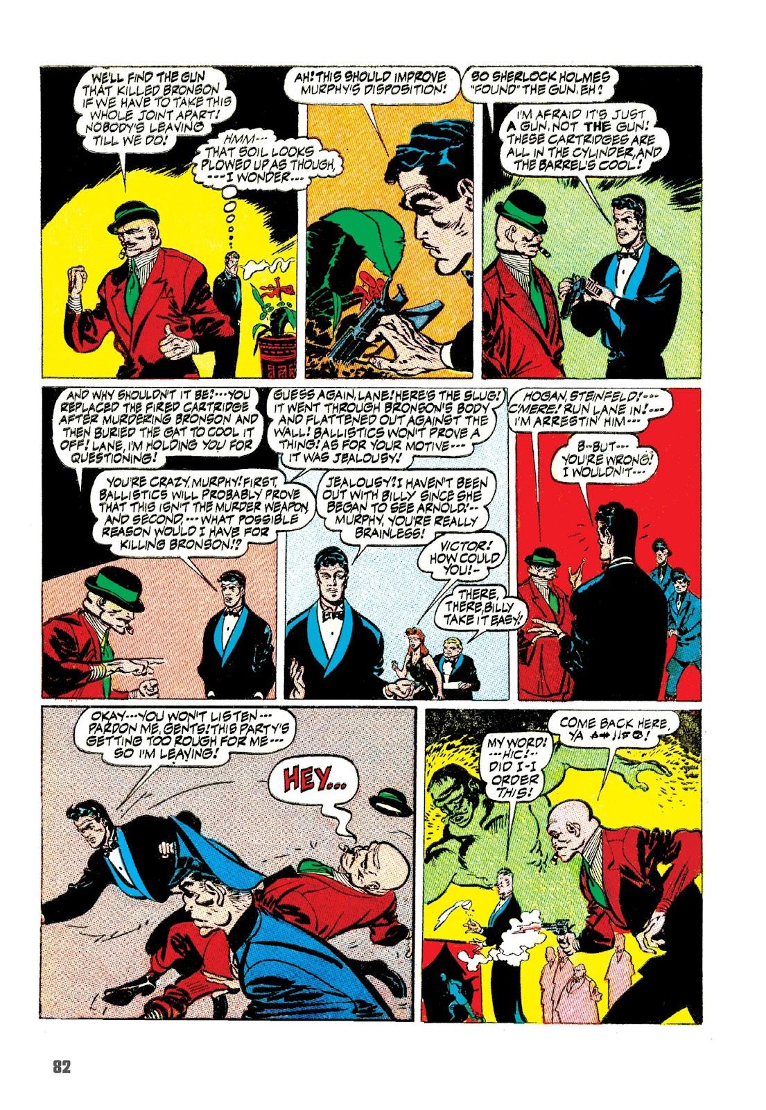 Read online The Joe Kubert Archives comic -  Issue # TPB (Part 1) - 93