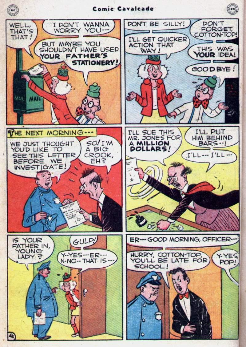 Comic Cavalcade issue 28 - Page 46